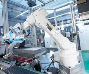 Interaction between humans and machines is set to increase in industrial manufacturing.