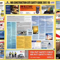 WA Construction Site Safety Guide 2017/18