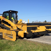Road Widener | Road Widening, Shouldering, Backfilling & Trenching