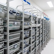 Clinical Storage Racks