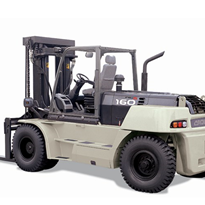 11 - 25 Ton Diesel Forklifts | Crown CD Series