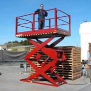 Scissor lift | AS Double
