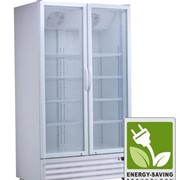 Glass Door Fridge | NG Low Energy 1000L | NSK-NG1000W