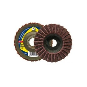 SMT800 125x22 Medium SCM Flap Disc (Maroon)