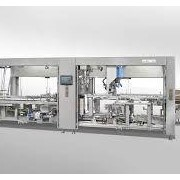 BOSCH Highly Flexible Case Packer | Elematic 3001