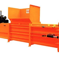 Semi Automatic Horizontal Baling Machine | CK850H | CK international