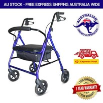 Heavy Duty Outdoor Boxed Walker