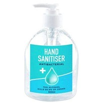 500ml Hand Sanitiser Pumps Australia Made