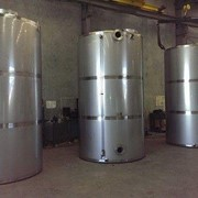 Stainless Steel Storage Tanks