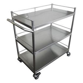 Large Medication Cart