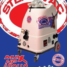 STEAMVAC | Steam Cleaner | MAX HP APOLLO 1600