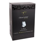 3 Ply Black Label Toilet Tissue
