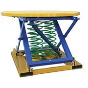 Pal-Evator Spring Scissor Table in Hazardous Atmosphere