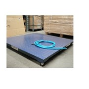 Floor Beam & Pallet Weighing Scales,| Floor Scale BLUE Power Coated