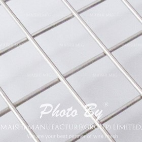 Welded Square Hole Wire Mesh | SS 304