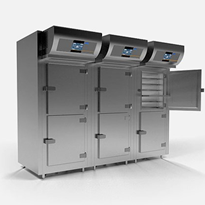Food Conditioning Temperature Controlled Cabinet System | KOMA SKHV