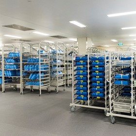 Modular Clinical Storage
