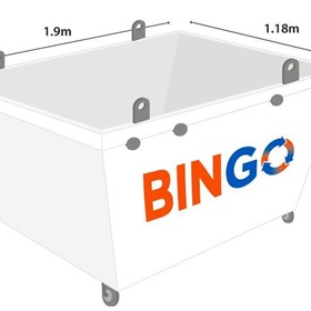 Bingo 1.5 Marrel Skip Bins
