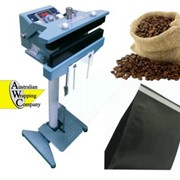 Constant Heat Sealer Coffee Foil Bags and BOPP