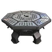 Fire Pit and Charcoal Grill | EL PADRE