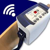 TheraCloud - WiFi Enabled Active Pressure Care System.