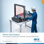 Track and trace systems Master Data Analyzer