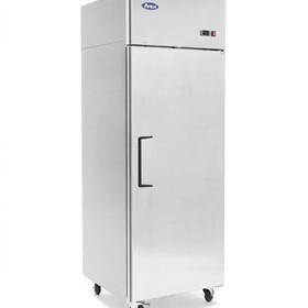 Top Mount Single Solid Door Upright Freezer - MBF8001