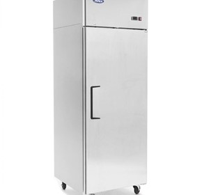 Atosa Top Mount Single Solid Door Upright Freezer - MBF8001