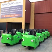 QDD Seat-on Electric Tractors 3.5 Tonnes Capacity