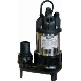 Automatic Household Wastewater Sump Pumps | RVS300