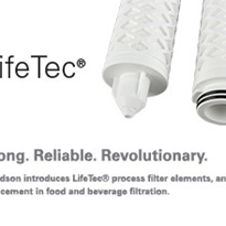 New liquid filter increases process and product integrity