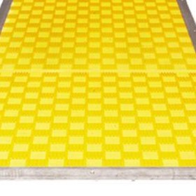 Safety Yellow Mat | 1250mm | Allen-Bradley Guardmaster