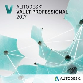 Autodesk Vault Data Management Software 2017