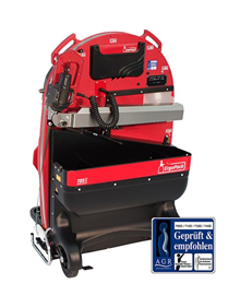Ergonomic Pallet Strapping Machine | ErgoPack | Trio Packaging