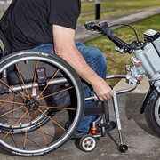 Wheelchair Power Drive | Pony