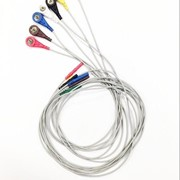 ECG Cable 5-lead for ECG Machine 300-7 / 300-6