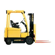 Electric Forklift I E2.2-3.5XN