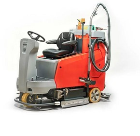 Hako Ride on Floor Scrubber Scrubmaster B175 R