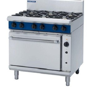 Gas Range Convection Oven Evolution Series G56D - 900mm