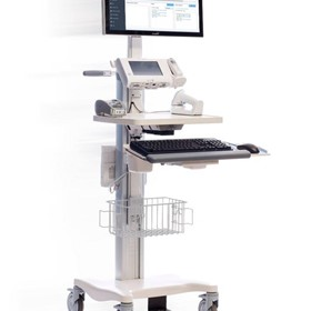 Technology Cart with Spot Check