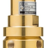 Mack Valves | LNG - Pressure Regulator | 771 Series