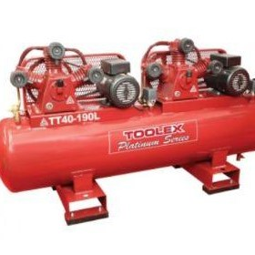 Air Compressor | Toolex Platinum Series | TT40- 190L