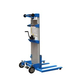 Walkie Stacker | Adjustable Leg – Aluminium Hand Stacker/Winch Lifter