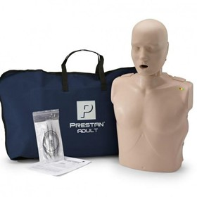 Professional Adult CPR-AED Training Manikin (with CPR Monitor)