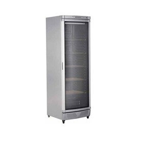 Curved Glass Door Wine Chiller | WC0400C LED
