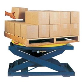 EZE Loader – Air Operated Pallet Positioner