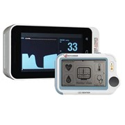 Veterinary Patient Monitor with Vetcorder™ AirMate™ Capnograph