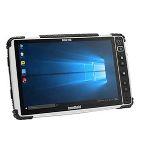 Rugged Tablet PC | HANDHELD ALGIZ 10X