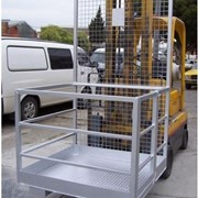 Safety Cage for Forklift