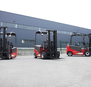 Masted Forklift Truck | Manitou ME 318